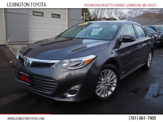 2015 Toyota Avalon Hybrid XLE Premium Lexington MA