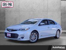 2015_Toyota_Avalon Hybrid_XLE Premium_ San Jose CA