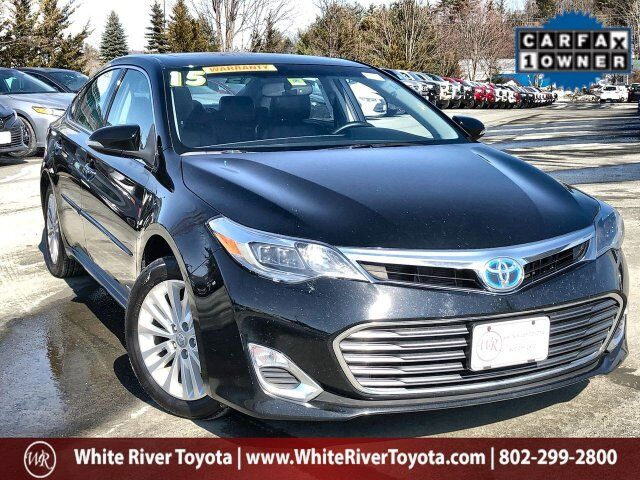 2015 Toyota Avalon Hybrid XLE Premium White River Junction VT