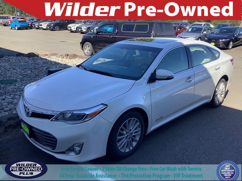 2015 Toyota Avalon Hybrid XLE Touring Port Angeles WA