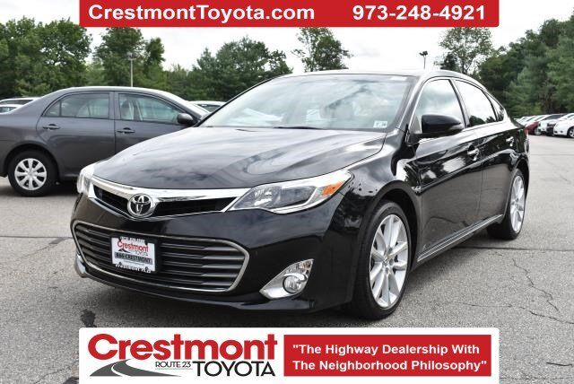 2015 Toyota Avalon Limited Pompton Plains NJ