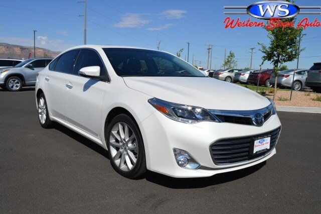 2015 toyota avalon limited grand junction co 19227369. Black Bedroom Furniture Sets. Home Design Ideas