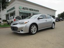 2015_Toyota_Avalon_XLE LEATHER, SUNROOF, BACKUP AMERA, HTD FRONT SEATS, KEYLESS START, BLUETOOTH CONNECTIVITY_ Plano TX