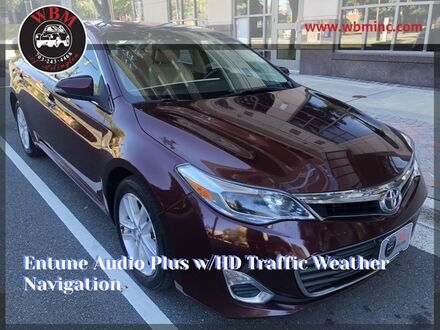 2015_Toyota_Avalon_XLE Premium_ Arlington VA