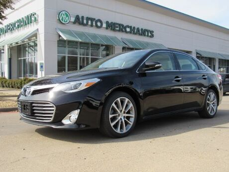 2015 Toyota Avalon XLE Touring 2.5L 4CYL AUTOMATIC, LEATHER SEATS, BLUETOOTH CONNECTION, NAVIGATION SYSTEM, SUNROOF Plano TX