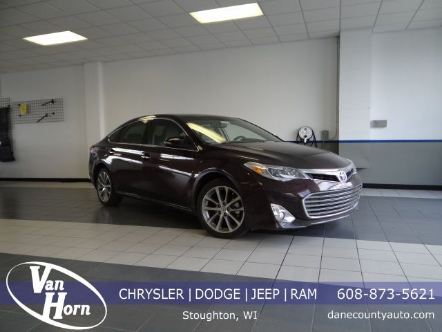 2015 Toyota Avalon XLE Touring Plymouth WI