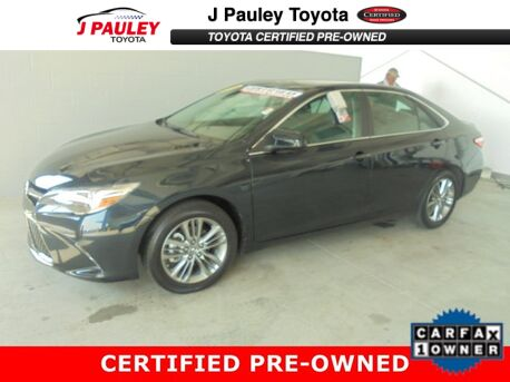 2015_Toyota_Camry__ Fort Smith AR