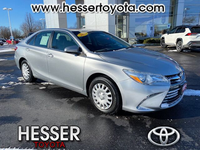 2015 Toyota Camry Janesville WI