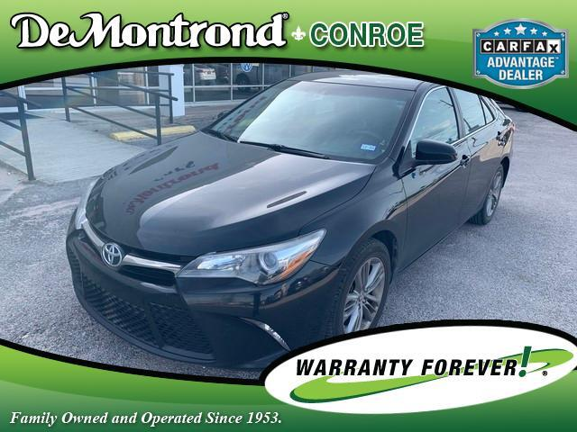 2015 Toyota Camry 4dr Sdn I4 Auto Conroe TX