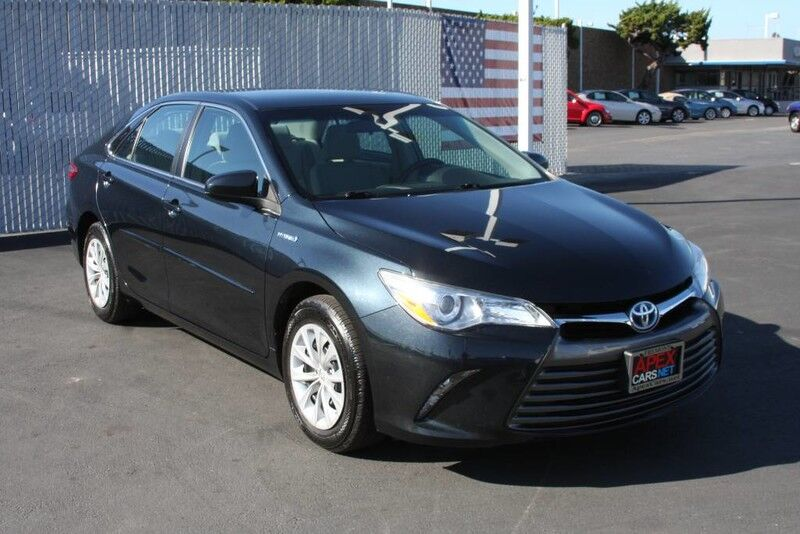 2017 Toyota Camry Hybrid Le Fremont Ca