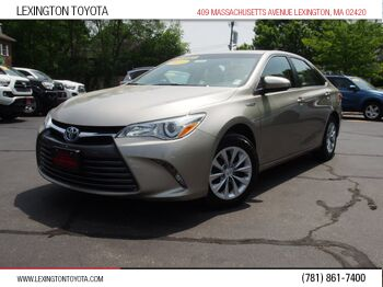 Toyota Camry Hybrid LE 2015
