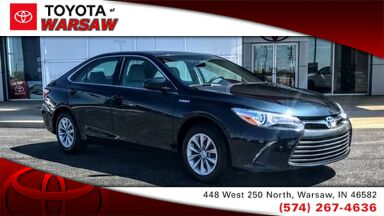 2015_Toyota_Camry Hybrid_LE_ Warsaw IN