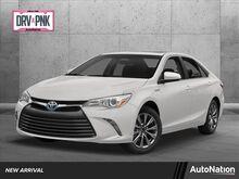 2015_Toyota_Camry Hybrid_XLE_ Roseville CA