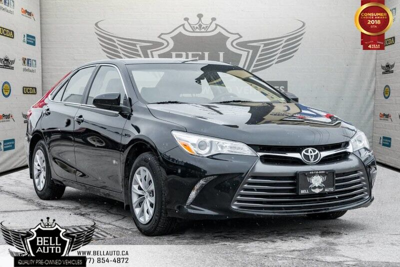 2015 Toyota Camry LE BACK-UP CAMERA, POWER MIRROR, HEATED SEAT