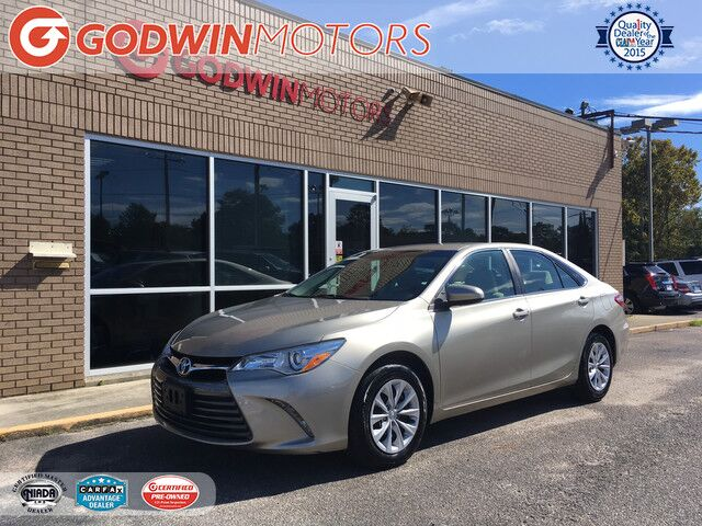 2015 Toyota Camry LE Columbia SC