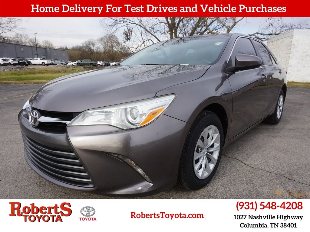 2015 Toyota Camry LE Columbia TN