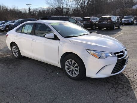 2015_Toyota_Camry_LE_ Dudley MA