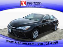 2015_Toyota_Camry_LE_ Duluth MN