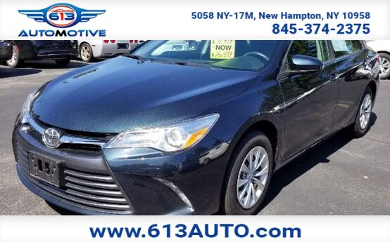 2015 Toyota Camry LE Ulster County NY