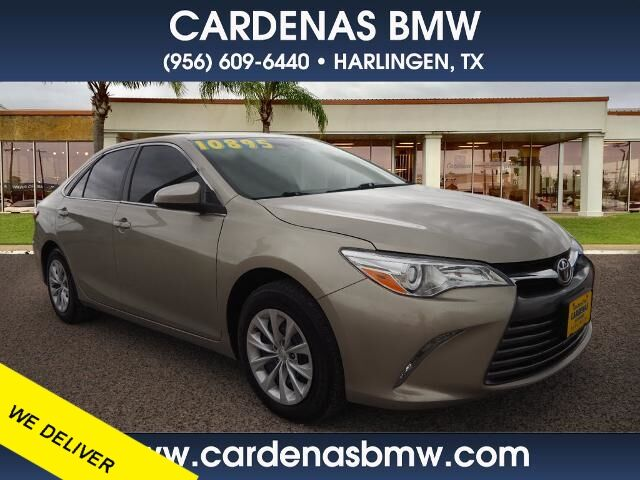 2015 Toyota Camry LE Harlingen TX