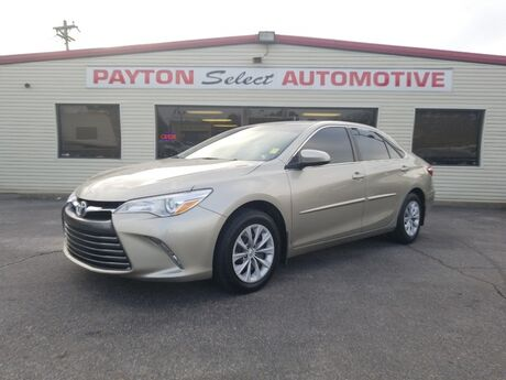 2015 Toyota Camry LE Heber Springs AR