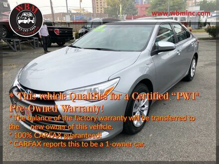 2015_Toyota_Camry_LE Hybrid_ Arlington VA