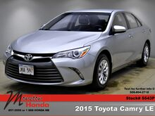 2015_Toyota_Camry_LE_ Moncton NB