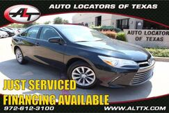 2015_Toyota_Camry_LE_ Plano TX