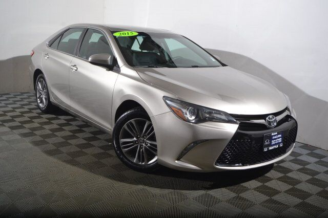 2015 Toyota Camry LE Seattle WA