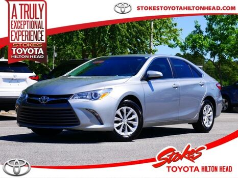 2015_Toyota_Camry_LE_ Aiken SC