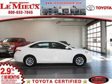 2015_Toyota_Camry_LE_ Green Bay WI