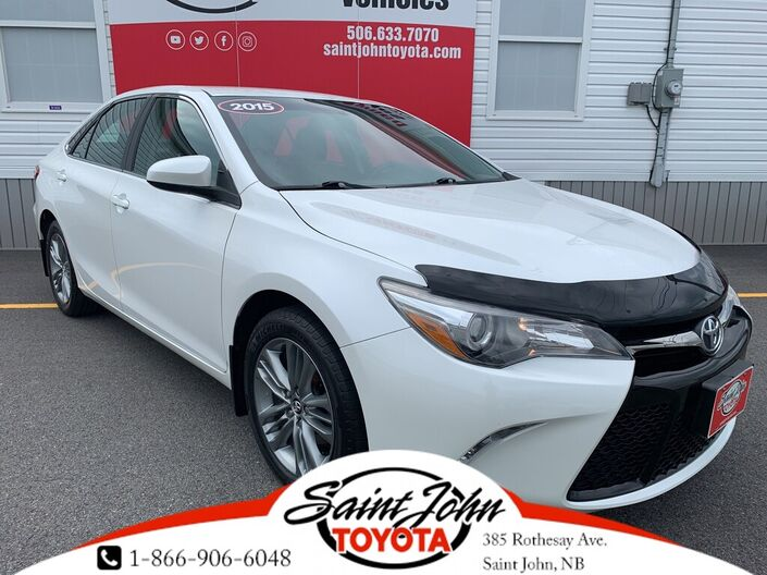2015 Toyota Camry SE-- REDUCED! Saint John NB