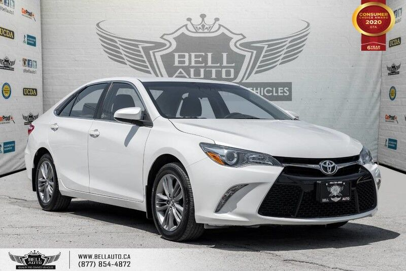 2015 Toyota Camry SE, BACK-UP CAM, BLUETOOTH, KEYLESS ENTRY