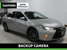 2015_Toyota_Camry_SE Back-Up Camera_ Portland OR