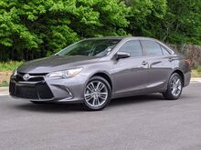 2015_Toyota_Camry_SE_ Cary NC