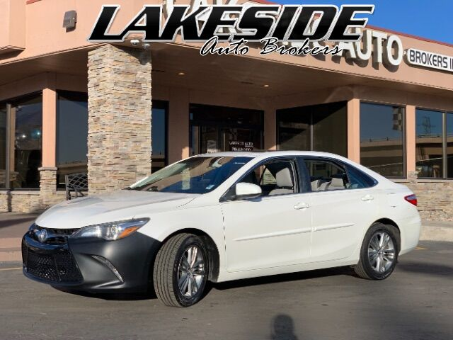 2015 Toyota Camry SE Colorado Springs CO