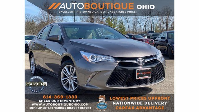 2015 Toyota Camry SE Columbus OH
