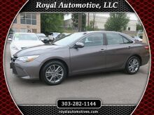 2015_Toyota_Camry_SE_ Englewood CO
