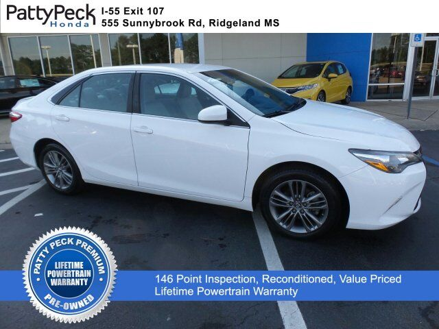 2015 Toyota Camry SE FWD Jackson MS