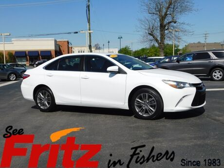 2015 Toyota Camry SE Fishers IN