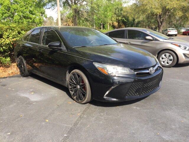 2015 Toyota Camry SE Gainesville FL