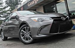 2015_Toyota_Camry_SE_ Georgetown KY