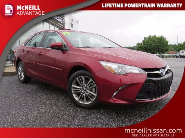 2015 Toyota Camry SE High Point NC