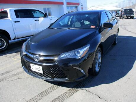 2015 Toyota Camry SE Houlton ME