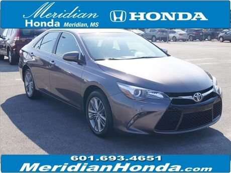 2015 Toyota Camry SE Meridian MS