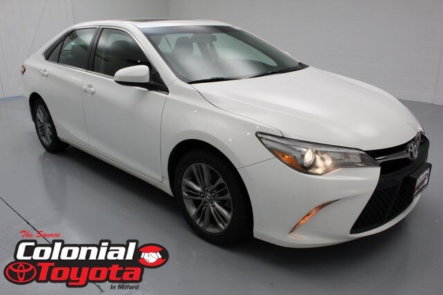 2015 Toyota Camry SE Milford CT