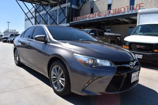 2015 Toyota Camry SE Sedan w/ Camera San Antonio TX