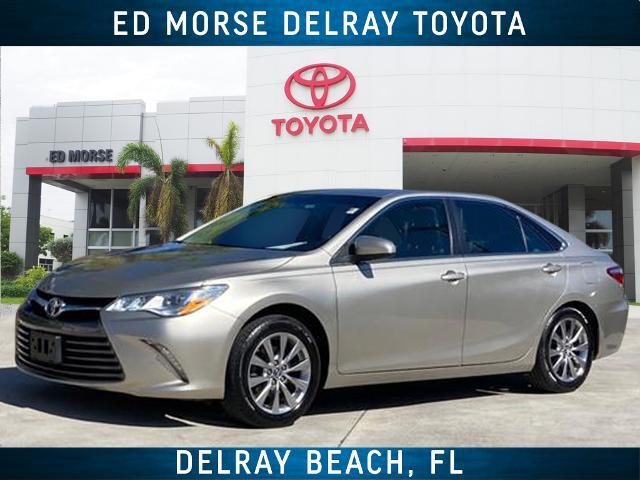 2015 Toyota Camry XLE Delray Beach FL