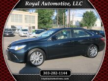 2015_Toyota_Camry_XLE_ Englewood CO