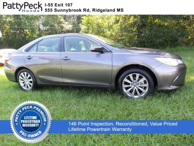 2015 Toyota Camry XLE FWD Jackson MS